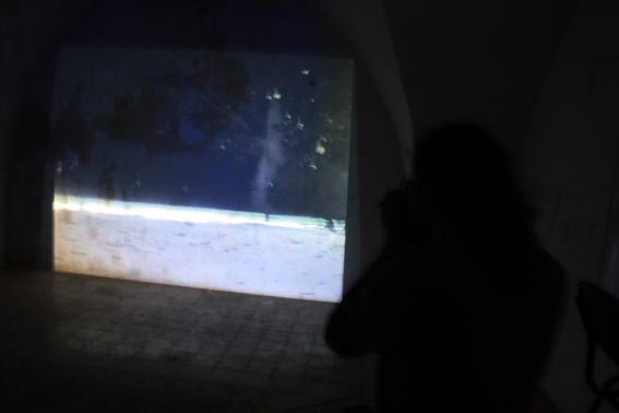 <p>Video Projection </p>